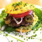 Kürbis-Burger